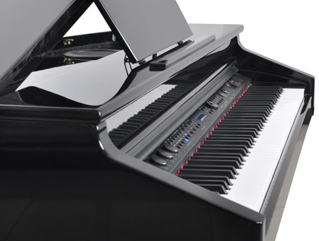Artesia PA-88H keyboard