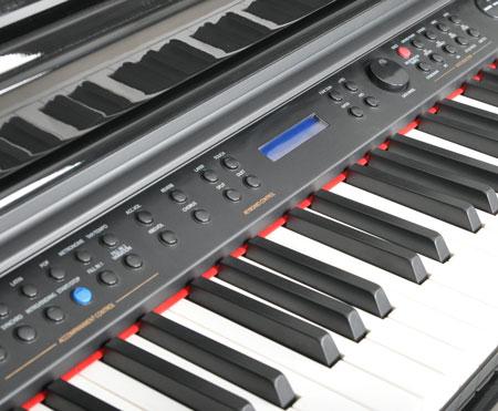 Artesia Ap-120e Keys